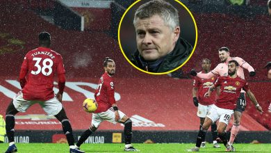 Photo of Ole Gunnar Solskjaer bemoans Manchester United's 'poor' defending and says 'every thing was incorrect' with Sheffield United's successful aim
