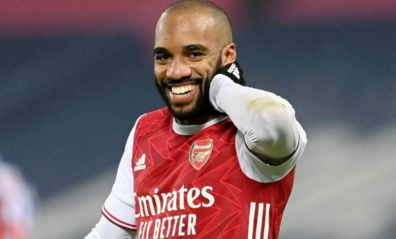 Real Madrid join Atletico in race to sign Alexandre Lacazette amid 'strained' relationship with Arsenal boss Mikel Arteta