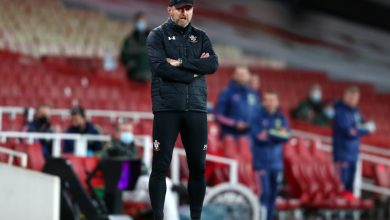 Photo of Southampton v Arsenal LIVE commentary and staff information: Premier League rivals face off in FA Cup fourth spherical
