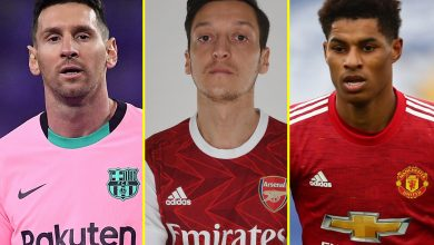 Photo of Switch information LIVE: Arsenal 'glad to see Ozil go', Pochettino 'to lure Messi to PSG', Man United star Rashford world's most beneficial participant
