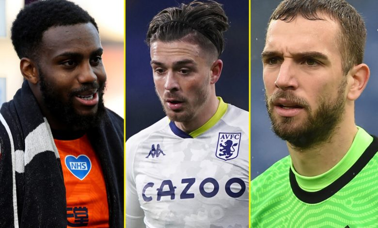 Transfer news LIVE: Arsenal must 'break the bank for Jack Grealish', Tottenham could release Danny Rose amid West Brom interest, West Ham's goalkeeper targets
