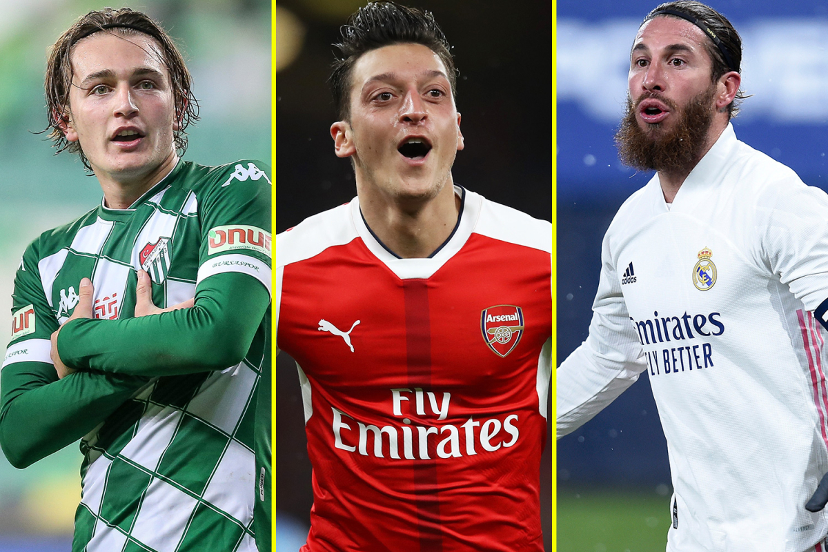 Transfer news LIVE: Chelsea and Arsenal battle for 18-year-old Akman, Sergio Ramos to Manchester United backed, Mesut Ozil latest