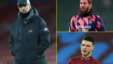 Photo of Switch information LIVE: Liverpool 'should signal defender to win title', West Ham braced for Chelsea Declan Rice bid, Man Metropolis eyeing Sergio Ramos