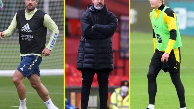 Photo of Switch information LIVE: Tottenham battle Arsenal for Sabitzer, Manchester United and Chelsea on Haaland alert, Liverpool 'provided' defender