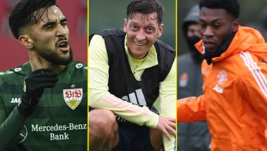 Photo of Switch information LIVE: Outgoing Arsenal participant Ozil takes swipe at Tottenham however Fenerbahce 'can't afford him', Brighton to beat Newcastle to starlet