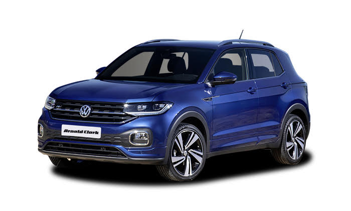 WIN! A Reef Blue VW T-Cross Car! with Arnold Clark!