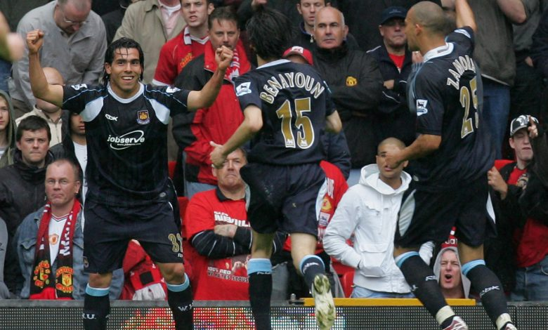 Anton Ferdinand recalls 'unplayable' Carlos Tevez and dancing with fans as West Ham sealed Premier League great escape by beating Manchester United on final day of 2006/07 season