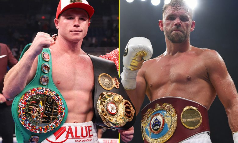 Canelo Alvarez vs Billy Joe Saunders fight confirmed for May date after third-round stoppage of Avni Yildirim