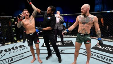 Photo of Conor McGregor and Dustin Poirier all however affirm trilogy struggle with emphatic social media statements after The Diamond's beautiful UFC 257 win
