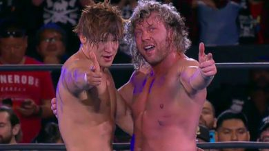 Photo of EXCLUSIVE: Kenny Omega on potential champion versus champion match with NJPW's Kota Ibushi