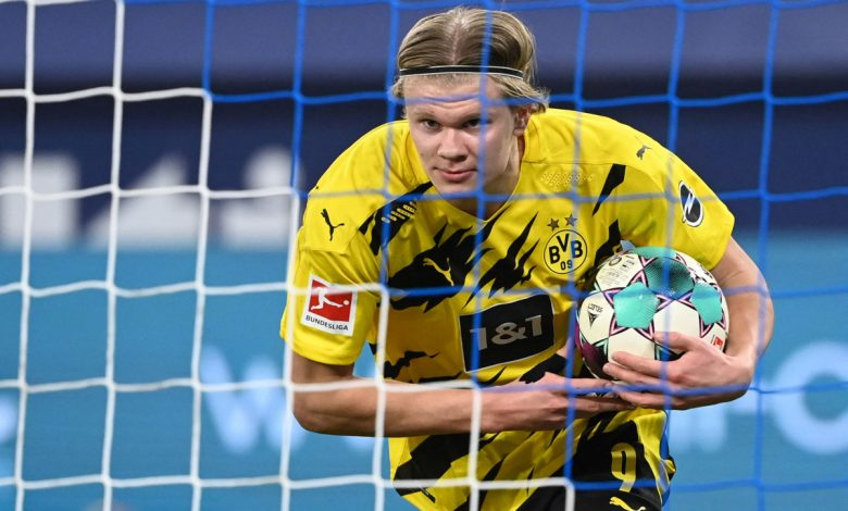 Erling Haaland is a 'generational defining talent' and Manchester United should 'pay whatever it takes' to sign him