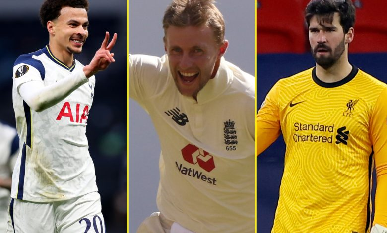 Joe Root heroics in India, Alisson family heartbreak, Dele Alli back to his best, Man City can't stop winning, Celtic manager search, Solskjaer in touch with Haaland – LIVE football news and reaction