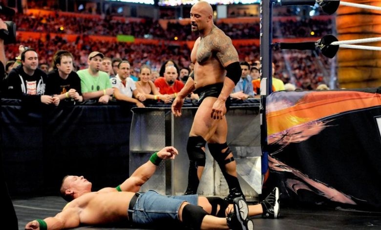 John Cena was 'p*****' at Vince McMahon for having him lose to The Rock at WrestleMania 28, says former WWE referee Mike Chioda