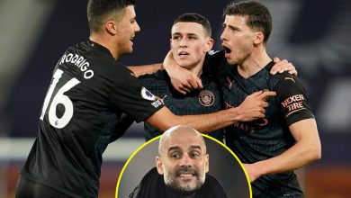 Photo of Man Metropolis have gone from 'yawn fest' to 'ruthless' Premier League leaders in three months as Pep Guardiola's facet prolong successful run to 17 video games at Everton