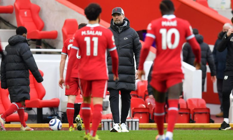 Jurgen Klopp has NO FAITH in his Liverpool players, claims Dietmar Hamann who says Reds have 'no passion, no drive and no resilience' after six straight Anfield defeats