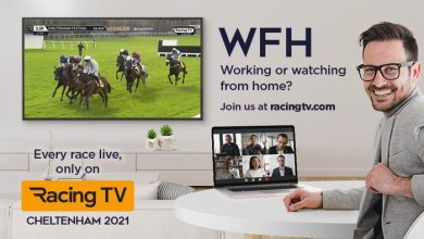 Photo of WIN! A 50″ TV and a yr's Racing TV membership!