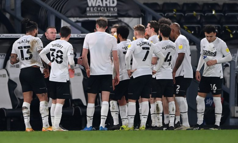 Wayne Rooney reveals what he said to Derby players in first meeting and believes he is on to 'something special' with Rams