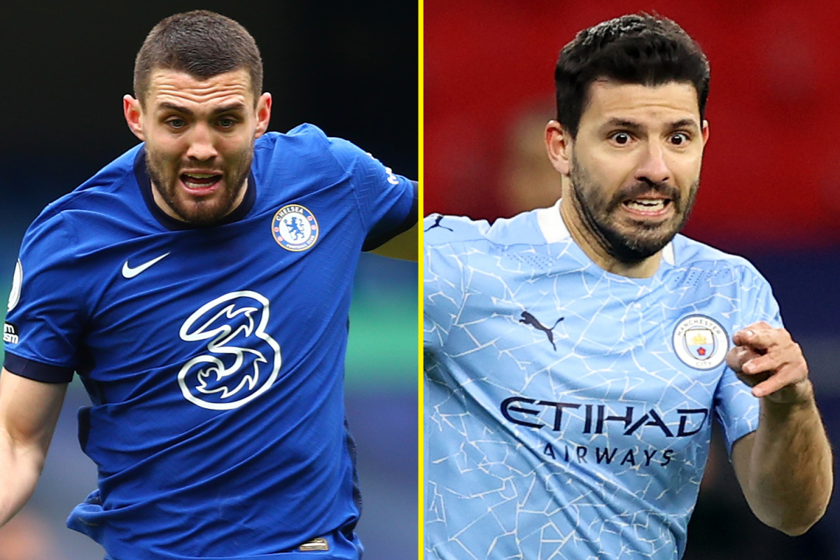 Chelsea vs Man City: Sergio Aguero OUT and two big Blues absentees as Thomas Tuchel's high-flying side prepare for FA Cup clash against Pep Guardiola's quadruple-chasers