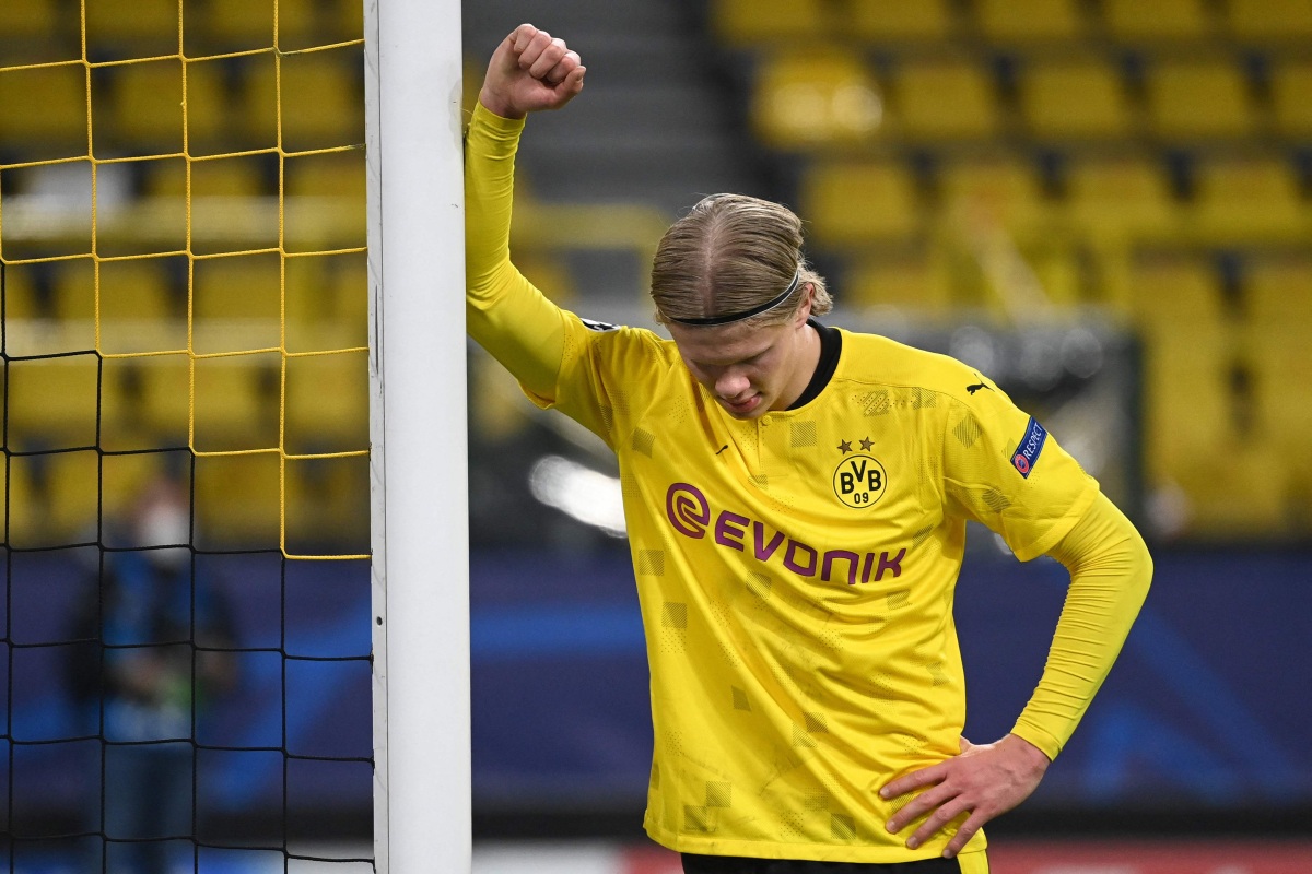 Erling Haaland goes seven games without a goal amid transfer speculation as Man City boss Pep Guardiola revealed secret behind stopping striker
