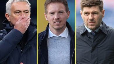 Photo of Jose Mourinho sacked: Subsequent Tottenham supervisor odds with Julian Nagelsmann, Brendan Rodgers or Liverpool legend Steven Gerrard to exchange axed boss