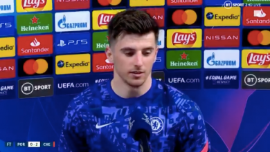 Photo of Mason Mount insists Porto job is simply half performed after starring in Chelsea's victory in Champions League quarter-final first leg