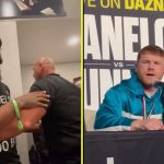 'F*** you' – Canelo concerned in livid confrontation with Demetrius Andrade who needs combat after Billy Joe Saunders win nevertheless it seems like Caleb Plant is subsequent