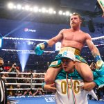 Canelo Alvarez BEATS Billy Joe Saunders LIVE response: Fractured eye socket to maintain Brit out for a 'very long time', Eddie Hearn updates on AJ vs Fury, press convention crashed by Demetrius Andrade