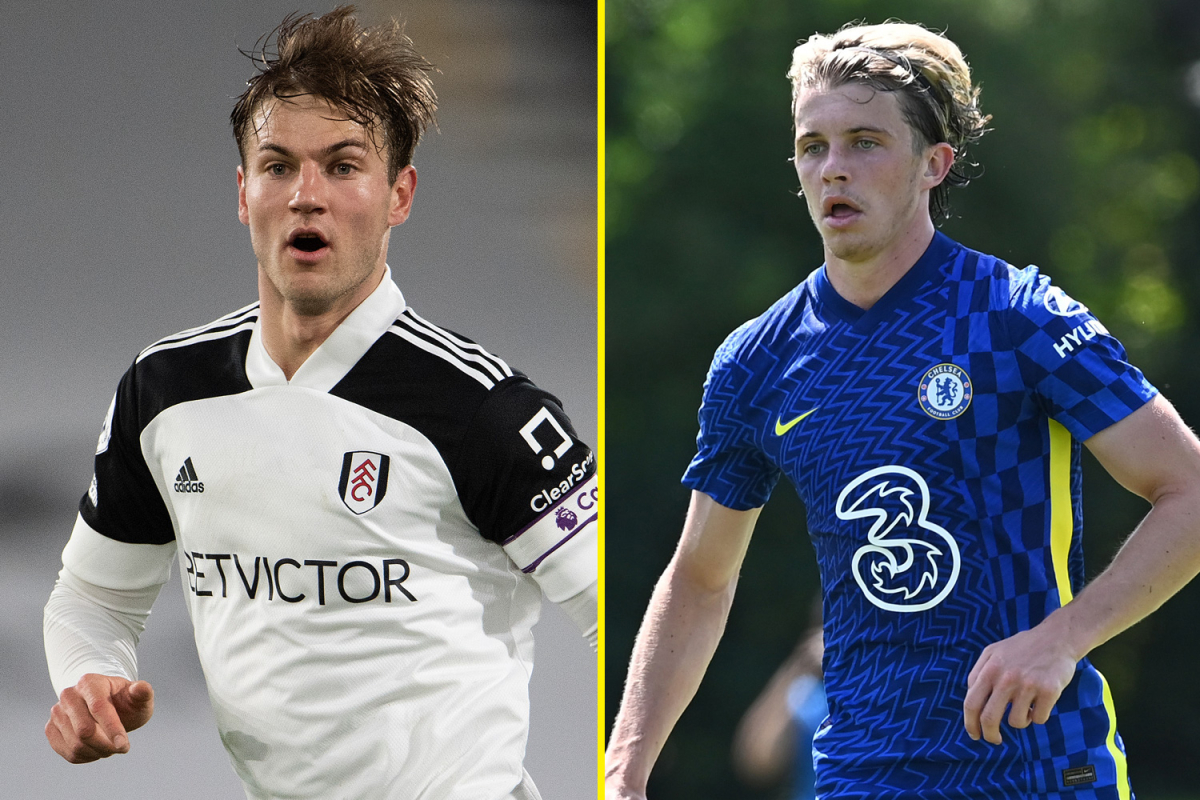 Crystal Palace closing in on Joachim Andersen transfer with Chelsea starlet Conor Gallagher set to follow as impressive summer window continues