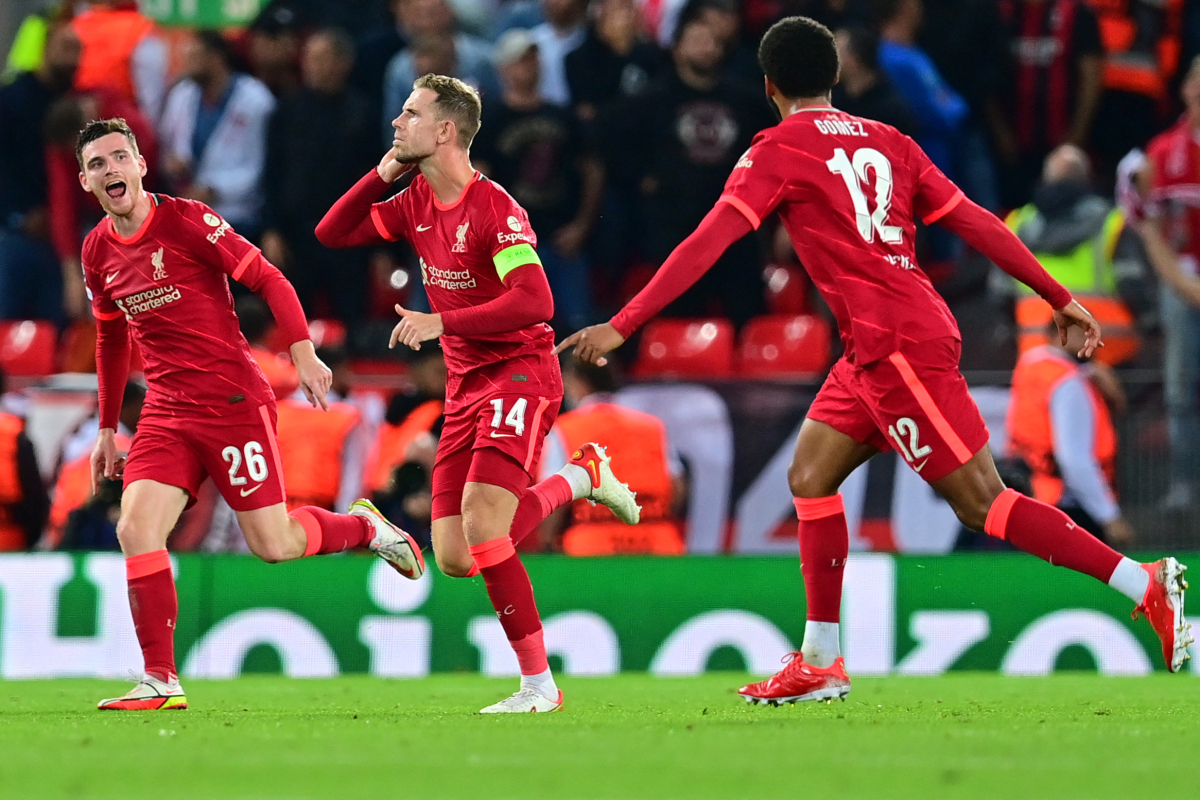 Liverpool vs AC Milan LIVE: Reaction as Henderson scores Gerrard-esque winner to secure Champions League victory in give-goal thriller