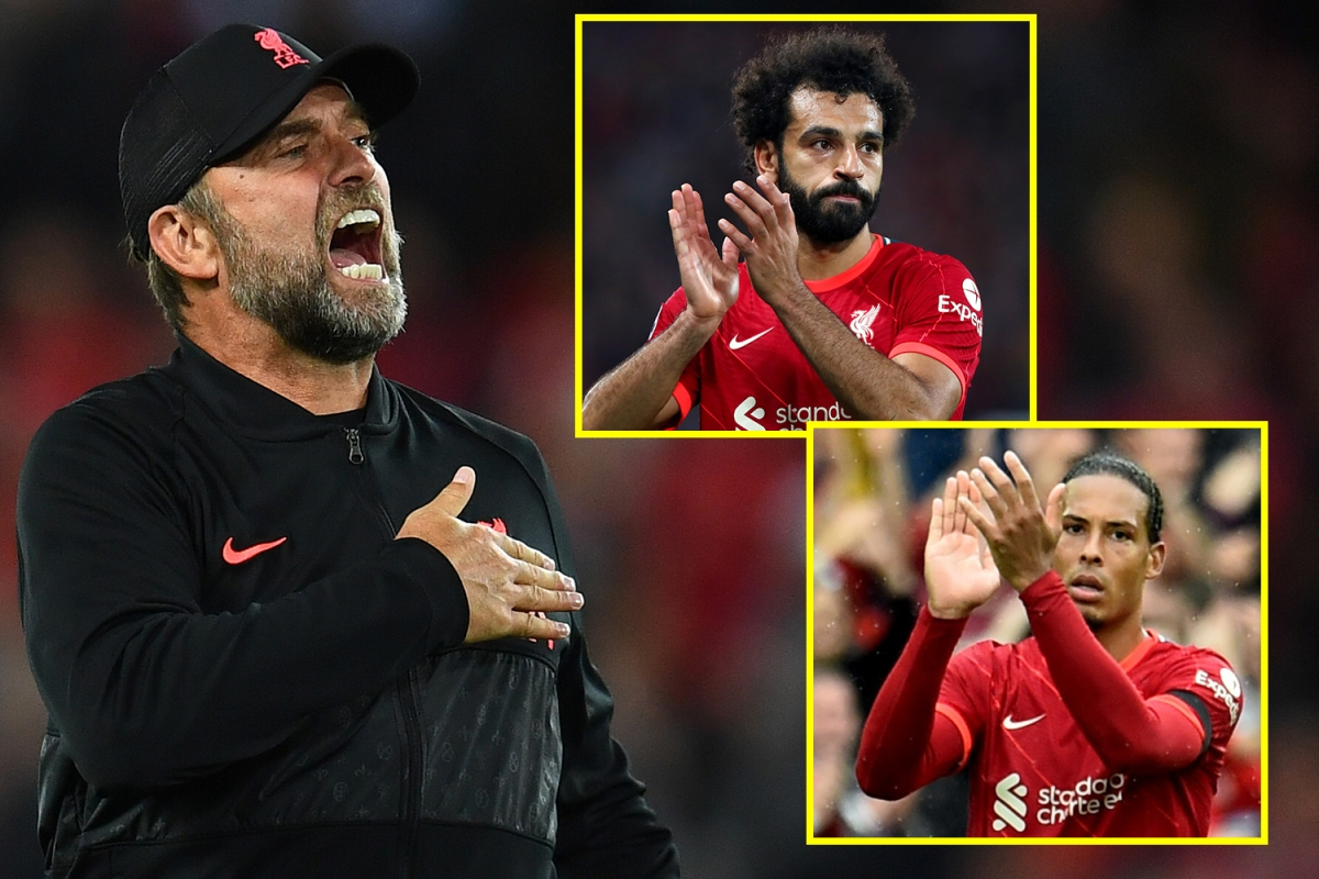 Liverpool were left behind in the transfer window but Mohamed Salah's goals and Virgil van Dijk's return shows they can't be ruled out of the Premier League title race