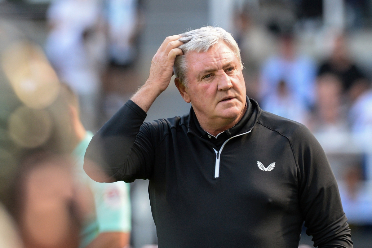 Simon Jordan says 'I've told Steve Bruce he should leave Newcastle – he'll never turn it around' as fans continue to call for manager's sacking after nightmare start