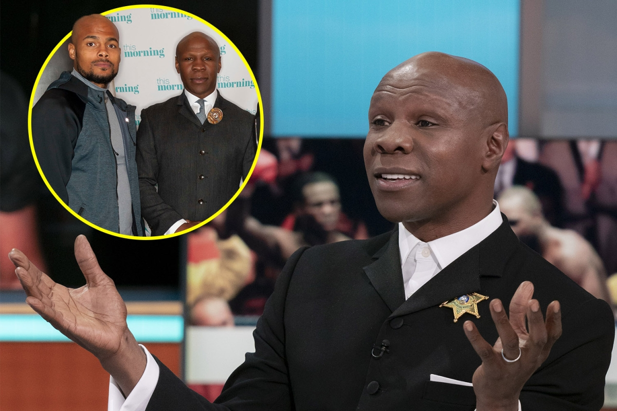 Chris Eubank says late son Sebastian was a 'true champion' and 'knows he is with him' as he opens up about tragic death of family member
